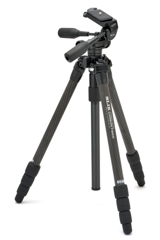 tripod with heads archives slik global