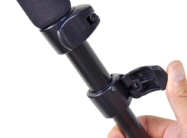 Flip-lever lock