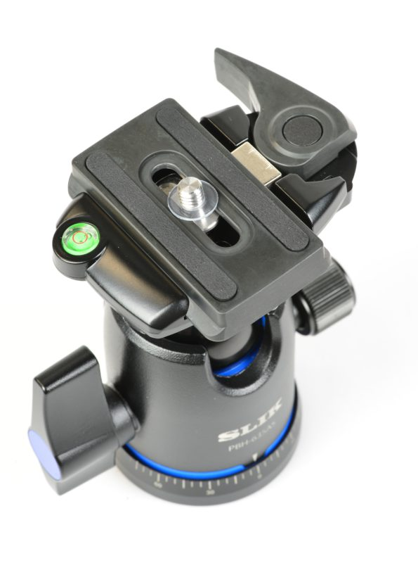 New Arca-Swiss Compartible Ball Head