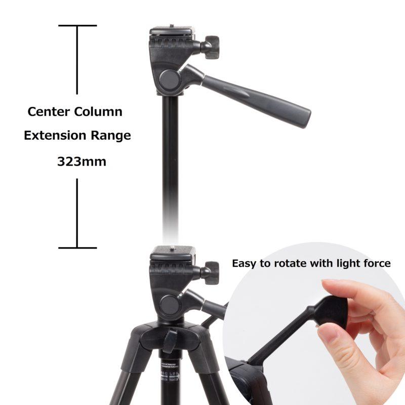 Easy Center Column Elevation